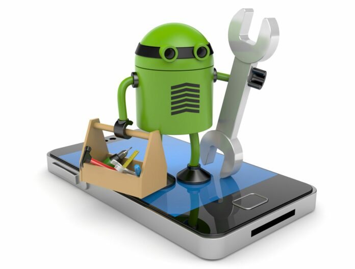 Android erreur